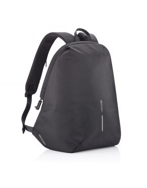 Bobby Soft Anti-Theft Backpack, Black