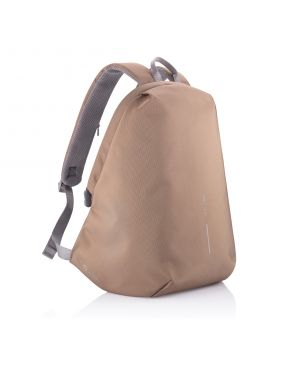 Bobby Soft Anti-Theft Backpack, Brown