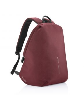Bobby Soft Anti-Theft Backpack, Red