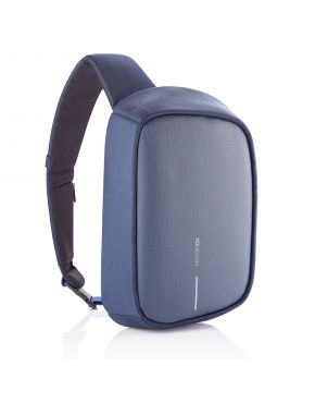 Bobby Sling Anti-Theft Crossbody backpack, Navy