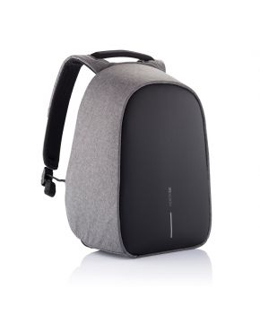 Bobby Hero Regular Anti-Theft backpack, Grey