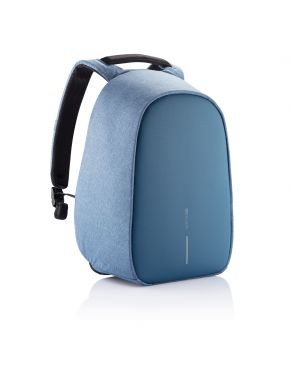 Bobby Hero Regular Anti-Theft backpack, Light Blue