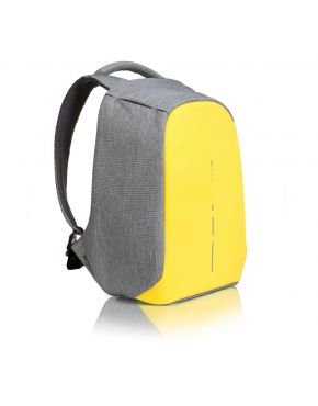 Bobby Compact Anti-Theft backpack, Primrose Yellow