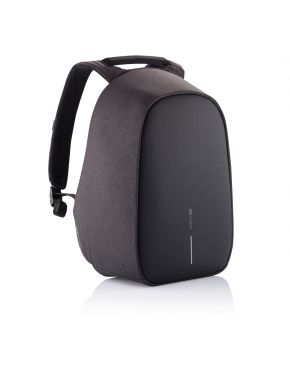 Bobby Hero Small Anti-Theft backpack, Black