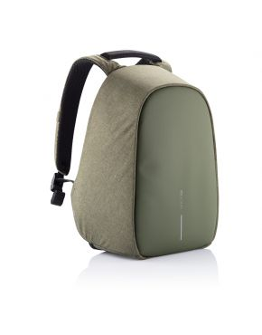 Bobby Hero Small Anti-Theft backpack, Green
