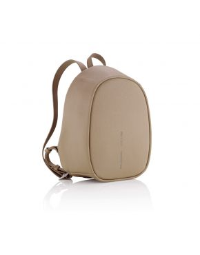 Elle Fashion Anti-Theft backpack, Mocha