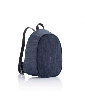 Elle Fashion Anti-Theft backpack, Denim Blue