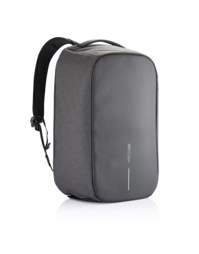 Bobby Duffle Anti-Theft Travelbag, Black
