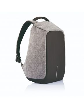 "Bobby XL, Anti-Theft Backpack 17"", grey"