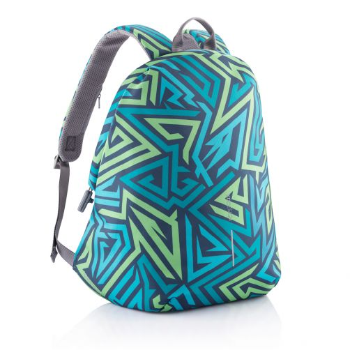 Bobby Soft Art Anti-Theft Backpack, Abstract