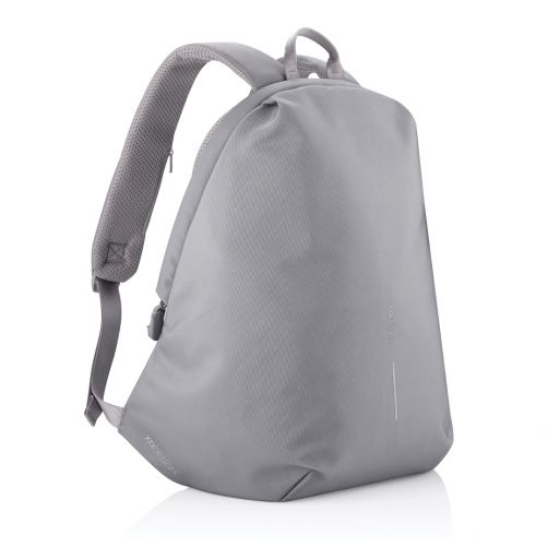 Bobby Soft Anti-Theft Backpack, Grey