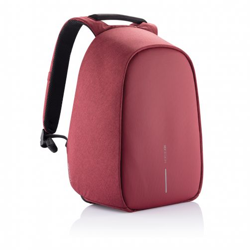 Bobby Hero Small Anti-Theft backpack, Red