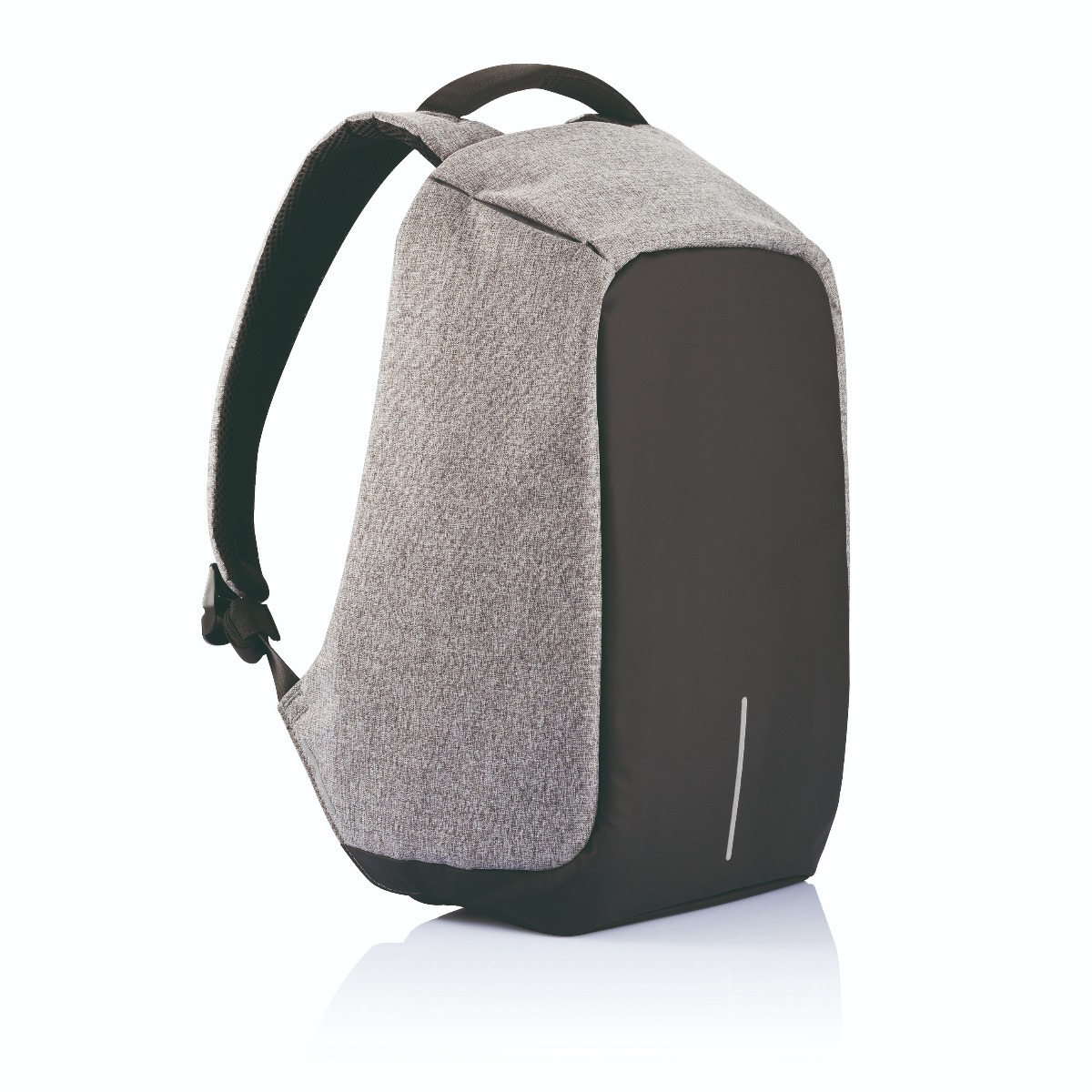 Bobby Original Anti Theft Backpack Grey