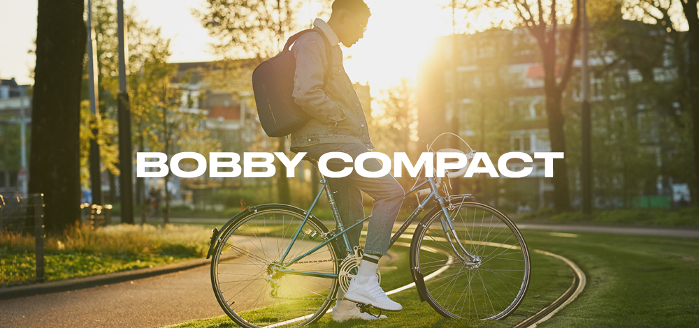 The Bobby Best Anti-Theft backpack® by XD Design